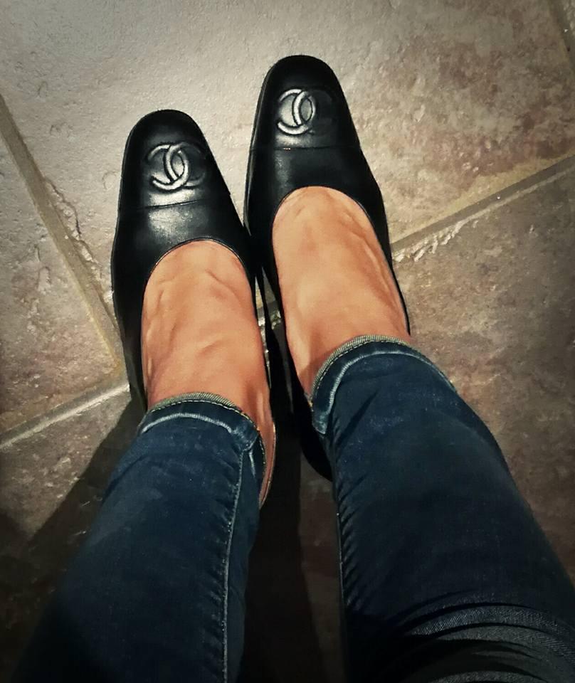 Sko fra Chanel
